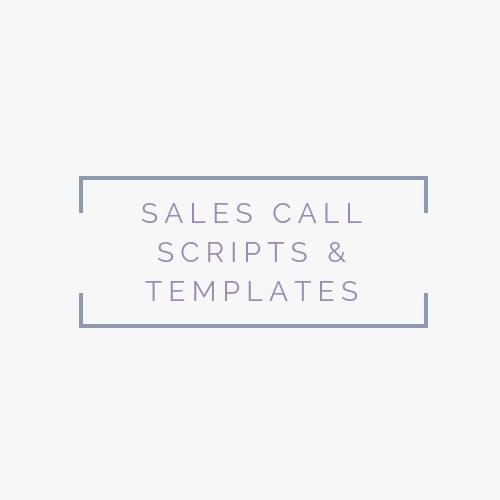 sales-call-scripts-templates