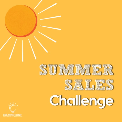 summer sales challenge insta